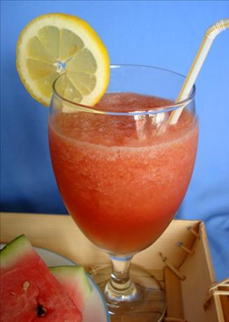Refreshing Watermelon Frozen Slushy. Photo by Marg (CaymanDesigns)