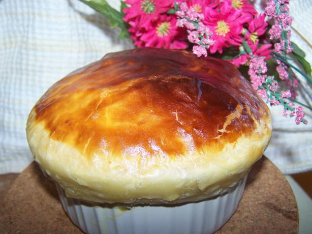 Cheese, Onion, Leek & Potato Pie. Photo by wicked cook 46