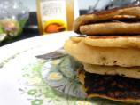 Alton Brown's Fluffy Whole Wheat Pancakes Recipe