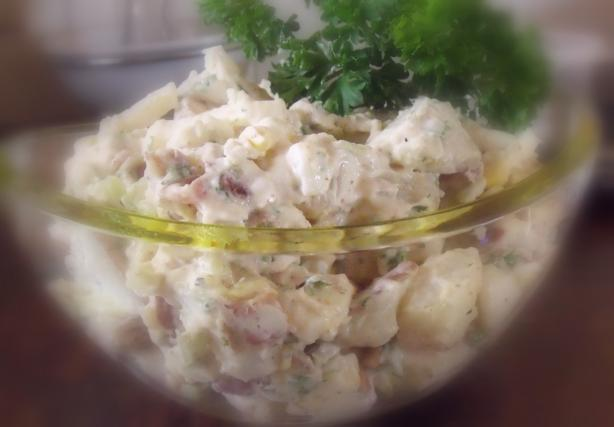 Bacon Potato Salad. Photo by Darkhunter