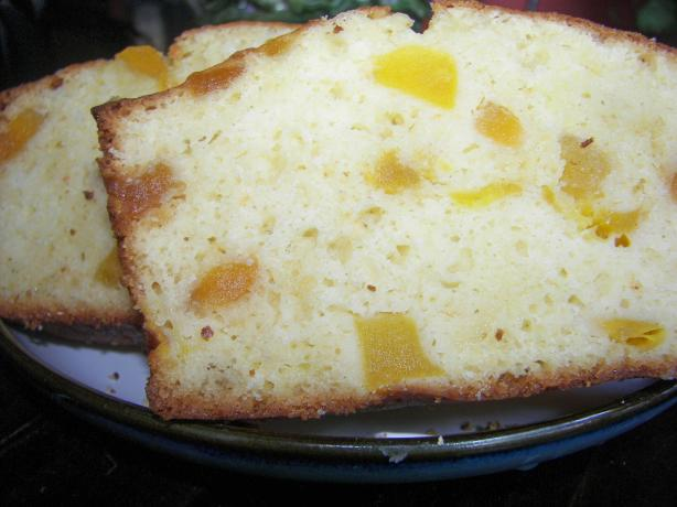 Aussie Mango Bread. Photo by Baby Kato