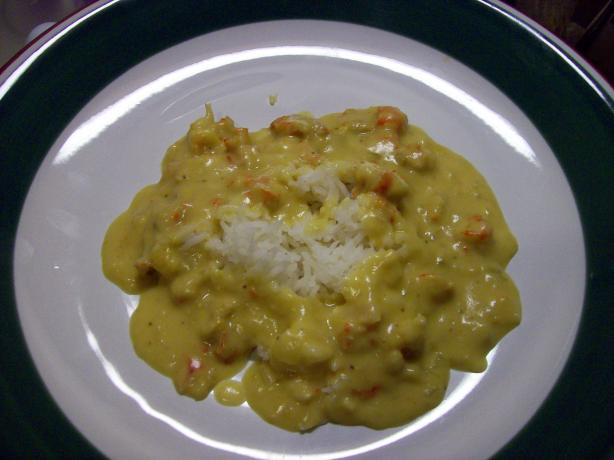 Emeril Lagasse's Crawfish Etouffee. Photo by Boo Chef in West Texas