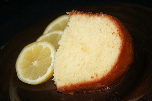 Ultimate Lemon Pound Cake. Photo by ~Nimz~