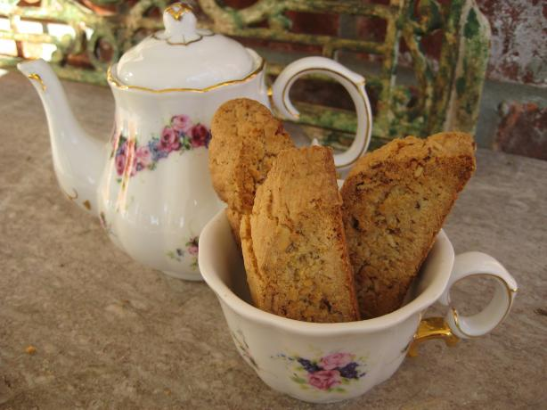 Lemon and Anise Biscotti. Photo by gailanng