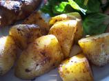 Fajita Spiced Oven Potatoes