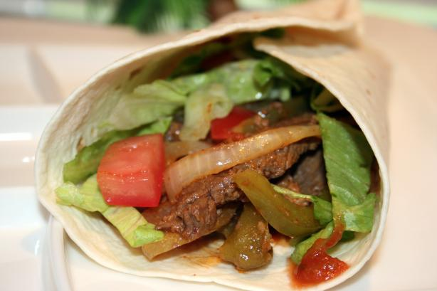 Fabulous Fajitas. Photo by **Tinkerbell**