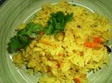 Saudi Carrot Basmati Rice (Zainab's Mom's)