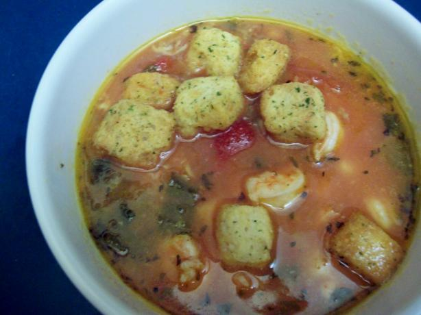 Baja Seafood Stew. Photo by Debbie R.
