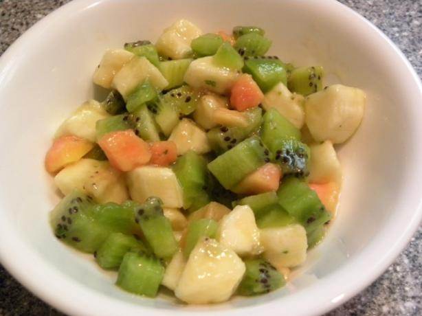 Kiwi Fruit Salad. Photo by Mama_Jennie