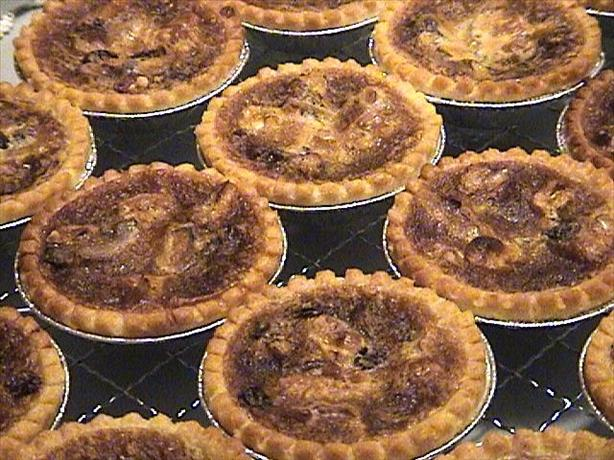 Dad's Butter Tarts. Photo by Lori Mama