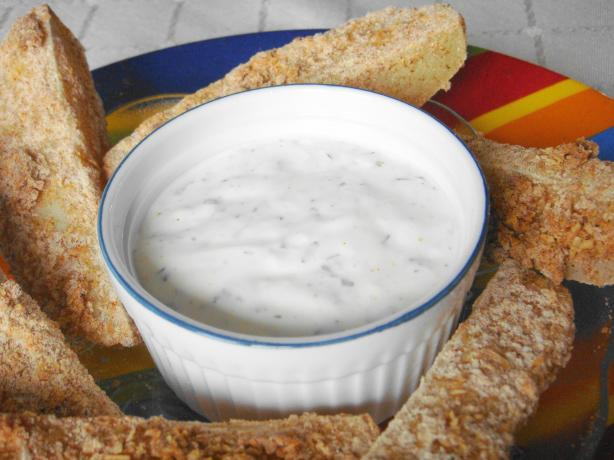 Homemade Ranch Dressing. Photo by Lori Mama
