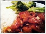 Chinese Orange-Sesame Chicken