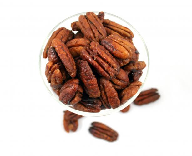 Spiced Vanilla Pecans. Photo by **Tinkerbell**