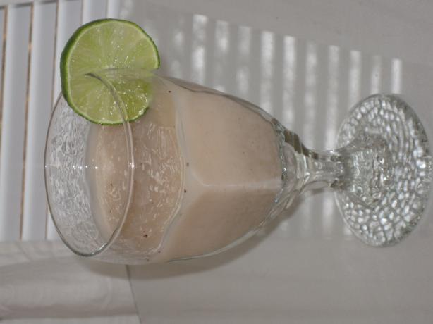 Real Horchata. Photo by Chef Sarita in Austin Texas