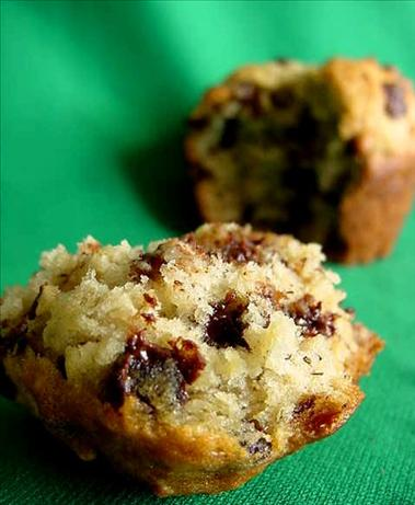 Banana Chip Muffins. Photo by Marg (CaymanDesigns)
