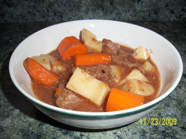Beef Stew. Photo by Suzanna Marie
