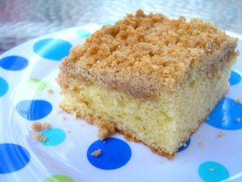 Crumb Top Coffee Cake. Photo by Born with a whisk