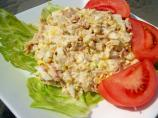 Dakota's Crab, Tuna & Egg Salad