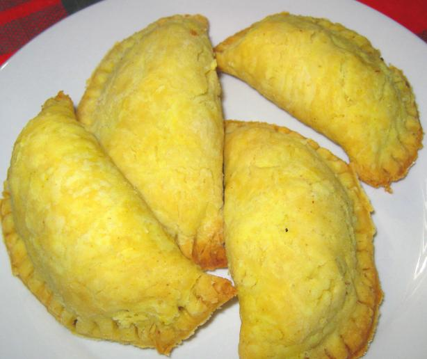 Jamaican Beef Patties (Aka Meat Pies or Pasties). Photo by threeovens