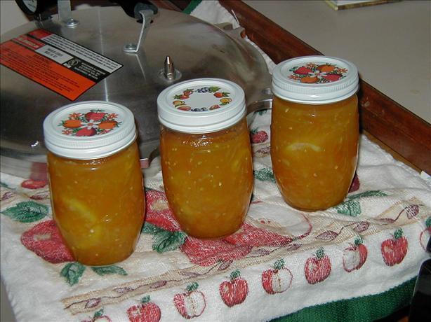 Yellow Pear Tomato Preserves. Photo by bungalowten