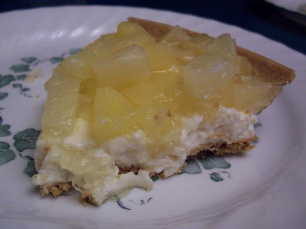 Pineapple Pie from Barbados. Photo by Debbie R.