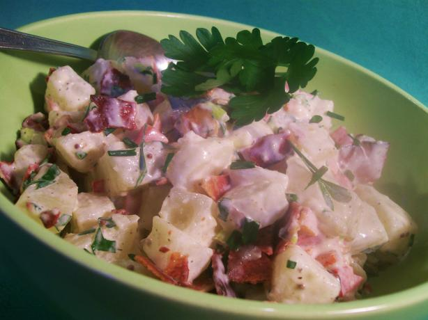 Cajun Potato Salad. Photo by Sharon123