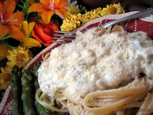 Easy White Clam Sauce (With a Kick)!. Photo by Annacia