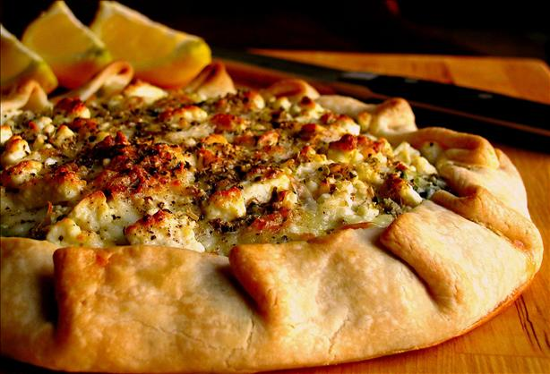 Rustic Greek Pie. Photo by GaylaJ