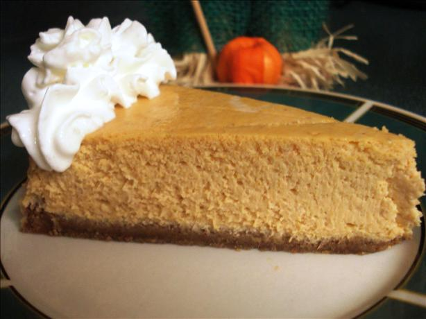 Harvest Pumpkin Cheesecake. Photo by HisPixie