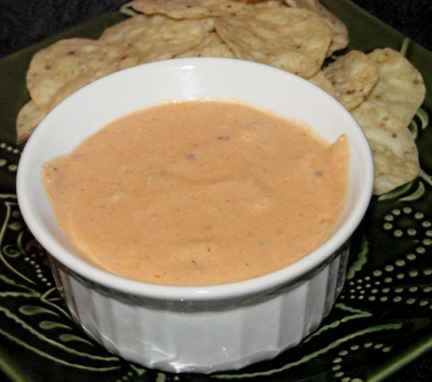 Cheesy Beer Salsa Dip. Photo by Boomette
