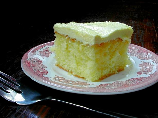 Lemonade Cake. Photo by ms_bold