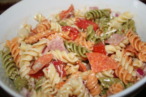 Pasta Salad. Photo by ~Nimz~