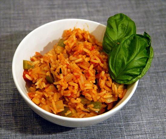 Veronica&#39;s Easy Spanish Rice. Photo by -Sylvie-