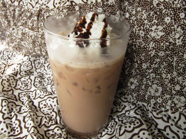 Chocolate-Coconut Iced Coffee. Photo by loof