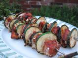 Sweet &amp; Smoky Salmon Kabobs