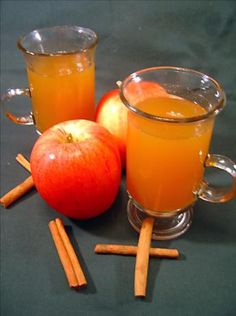 Mulled Apple Cider. Photo by :(