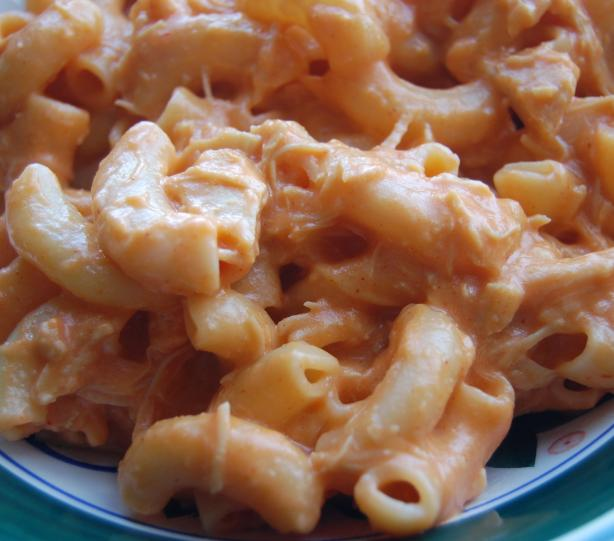 Buffalo Chicken Mac-N-Cheese. Photo by rickoholic83