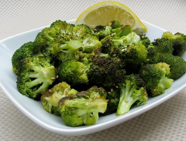 Summer Fresh Sesame Broccoli from Martha Stewart. Photo by lazyme