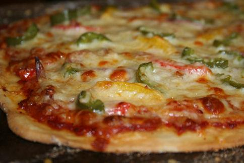Imo's Pizza Recipe (St. Louis Style Pizza). Photo by ~Nimz~