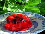 Old-Fashioned English Summer Berry Jelly and Ice Cream!