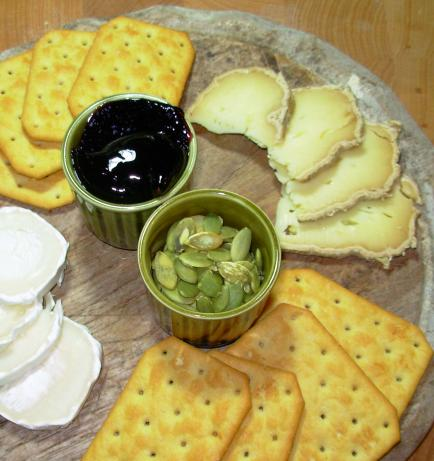 Easy Cheese Plate  Appetizer. Photo by French Tart