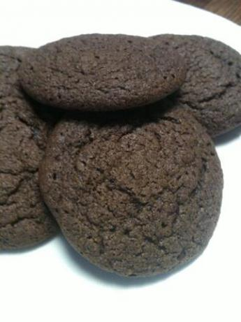 Chocolate Cookies W/Hershey's Cocoa Powder. Photo by JeffreysGirl