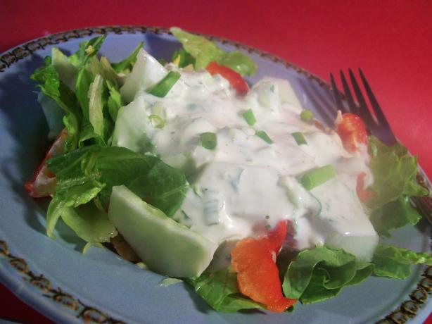 Blue Cheese Dressing. Photo by Sharon123