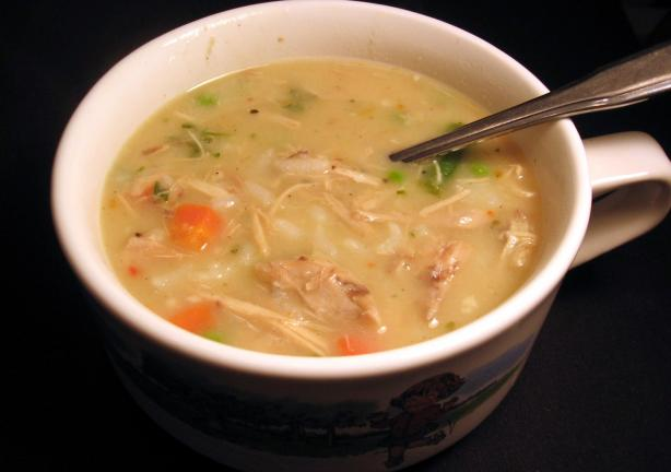 Baked Chicken Soup. Photo by Dreamer in Ontario