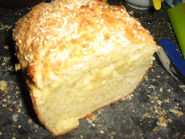 Garlic Cheese Quick Bread. Photo by chikadily