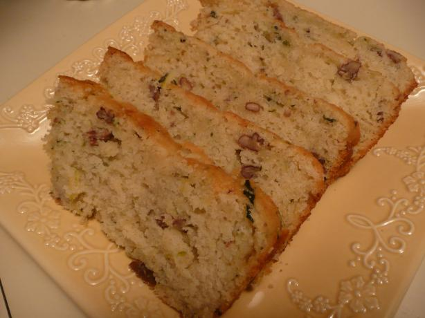 Lemon Zucchini  Bread. Photo by cookiedog
