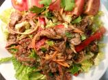 Korean Beef Salad