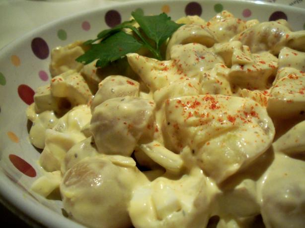 Creamy Potato Salad. Photo by *Parsley*