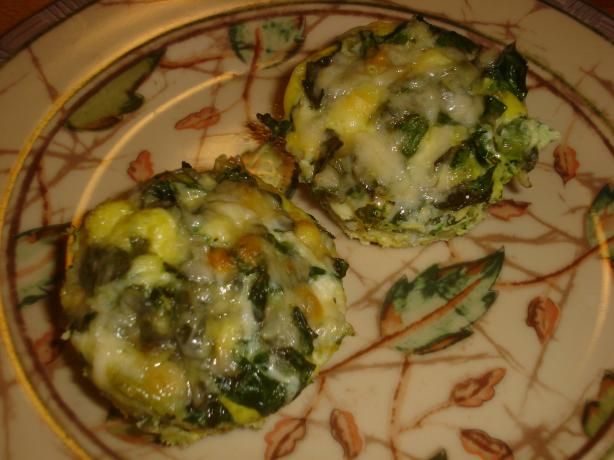 Vegetable Quiche Cups to Go. Photo by *Pixie*