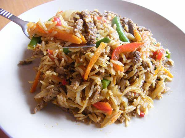 Beef Stir Fry. Photo by AskCy